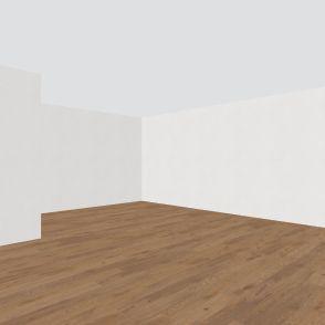 My version of Little House on the Prairie Interior Design Render