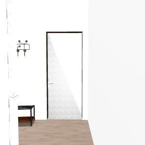 M2 Interior Design Render