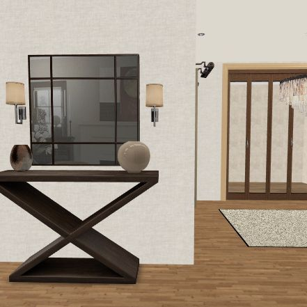 مشروع تخرج Interior Design Render