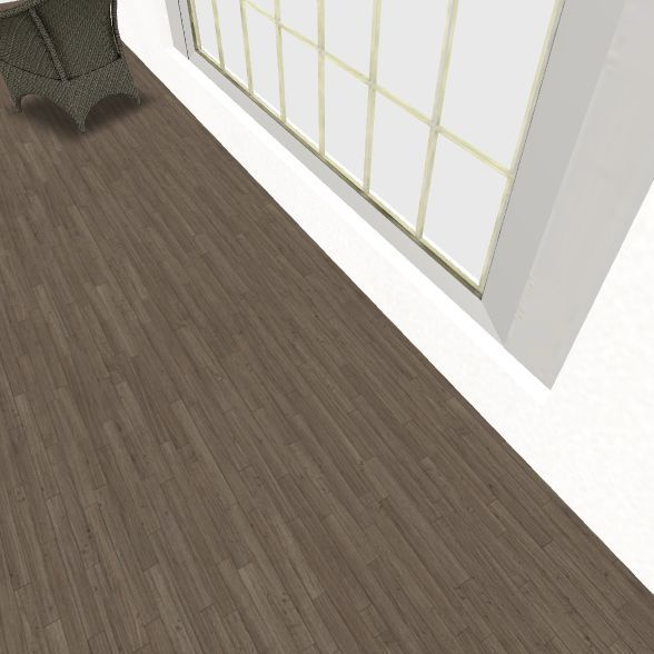 Terasse Interior Design Render
