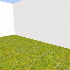 casa de mate Interior Design Render