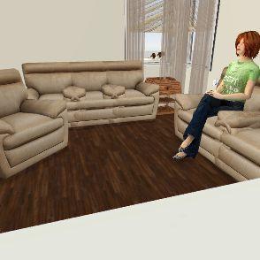 Plan D Rustie's Birthday Interior Design Render