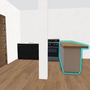 new huose Interior Design Render