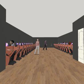 ON TARAF Interior Design Render