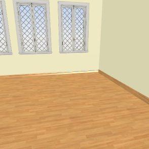 A Renovation Interior Design Render