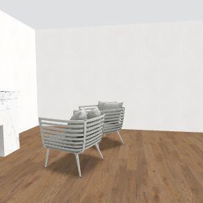 bella's room Interior Design Render