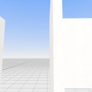 návrh Interior Design Render