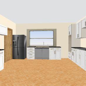 dan,ros and jo Interior Design Render