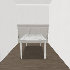 Miller Family Kitchen Project Interior Design Render