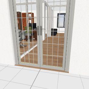 CENTRO DE IDIOMAS Interior Design Render