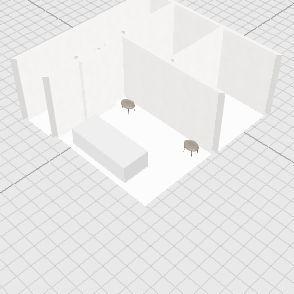 decor project Interior Design Render