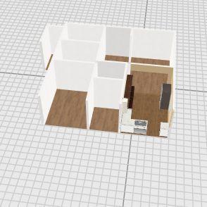 cucina4 Interior Design Render