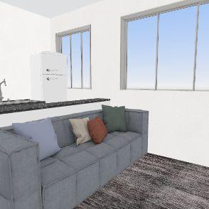 casa vo anterior + ou - Interior Design Render