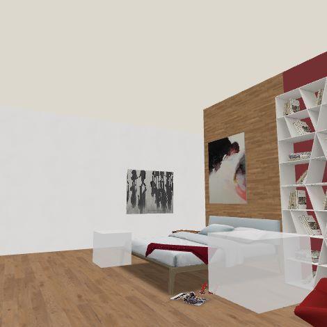 Projet 6 : intérieur Interior Design Render