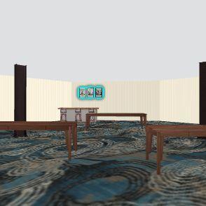 anthelia Interior Design Render