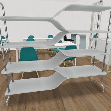 студия 8 Interior Design Render