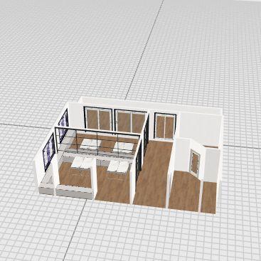 ofis2 Interior Design Render
