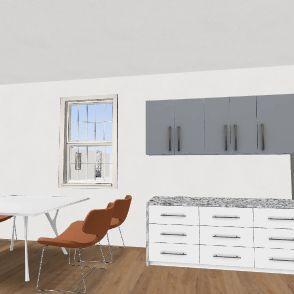 KUĆE ZAJEDNO  4 Interior Design Render