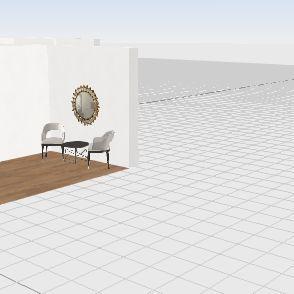 Emily's house Interior Design Render