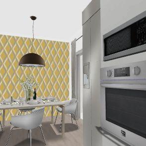 Casa strada Maria Interior Design Render