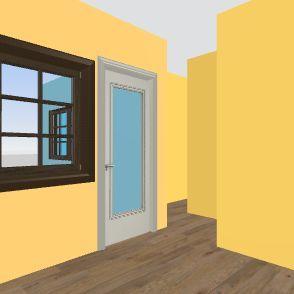 casa casa grande PLANTA Interior Design Render