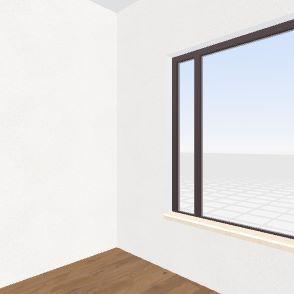 kuchnia = jadalnia szkic  4 Interior Design Render