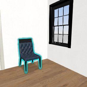 Meh Room Interior Design Render