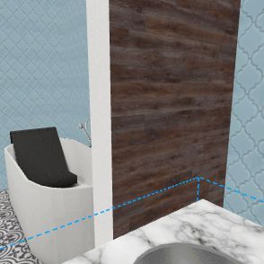 Alissa Bath New 7 Interior Design Render