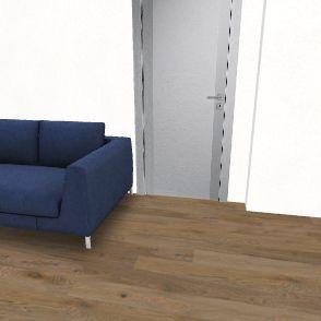 ВАршавский-1 Interior Design Render