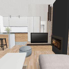 m22 Interior Design Render