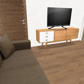 oturma Interior Design Render
