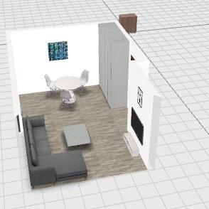Projekt4 Interior Design Render