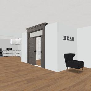 emily Interior Design Render