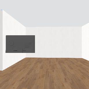 3d home Interior Design Render