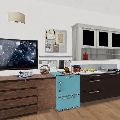 claudia 2 Interior Design Render