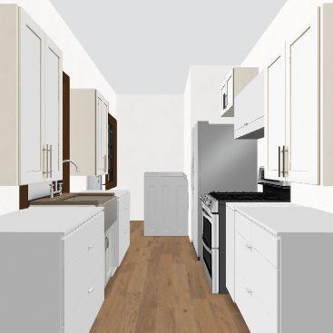kitchen current Interior Design Render