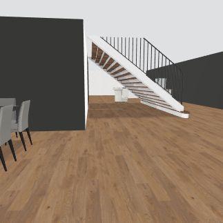 environmental design school SAC  Interior Design Render