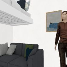 rf Interior Design Render