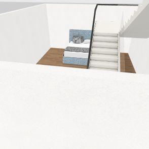 Alyssas loft Interior Design Render