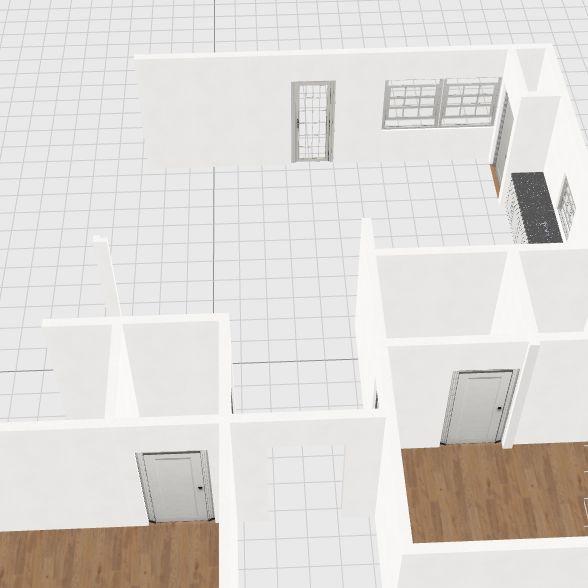 wreHouse Interior Design Render