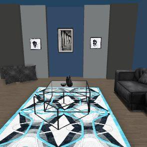 home 9 Interior Design Render