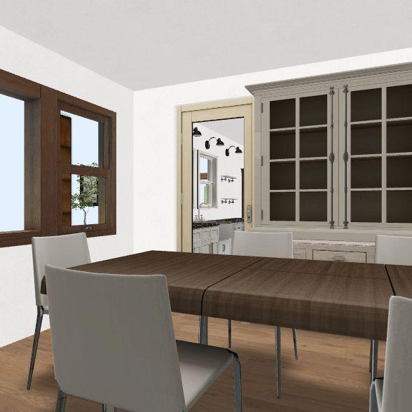 HISTORIC'S IDEA - slider and rearranging Interior Design Render