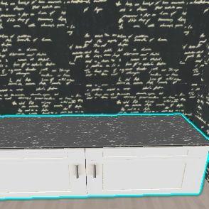 Rosa's home Interior Design Render