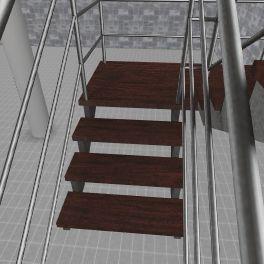petroleum Interior Design Render