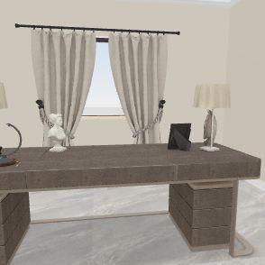 main Interior Design Render