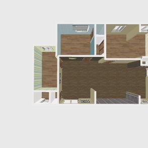 142 Lefebvre #4 sans meuble Interior Design Render