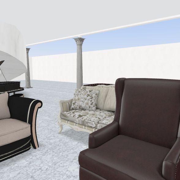 TAll Interior Design Render