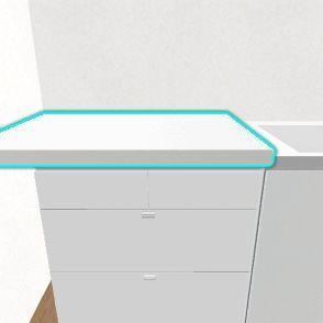 Kitchen Final  Interior Design Render