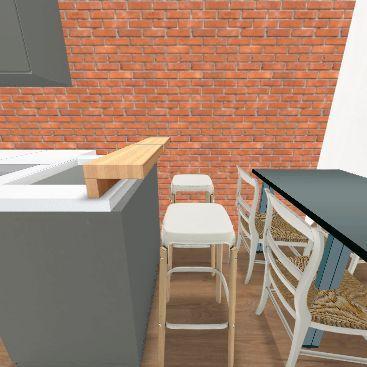Bracka 4/2 - HMO Interior Design Render