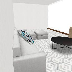 Nội thất A HÀ Interior Design Render